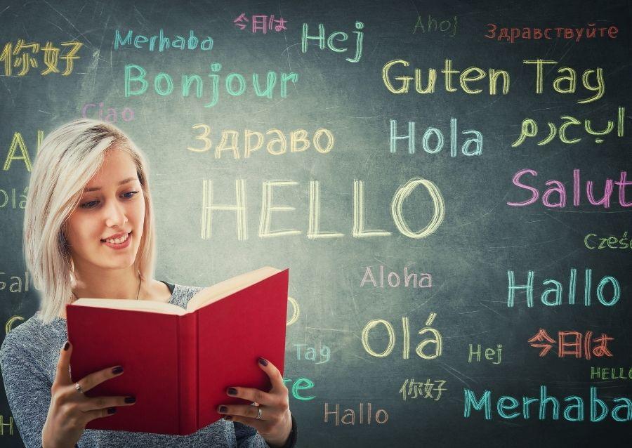 student corner languages