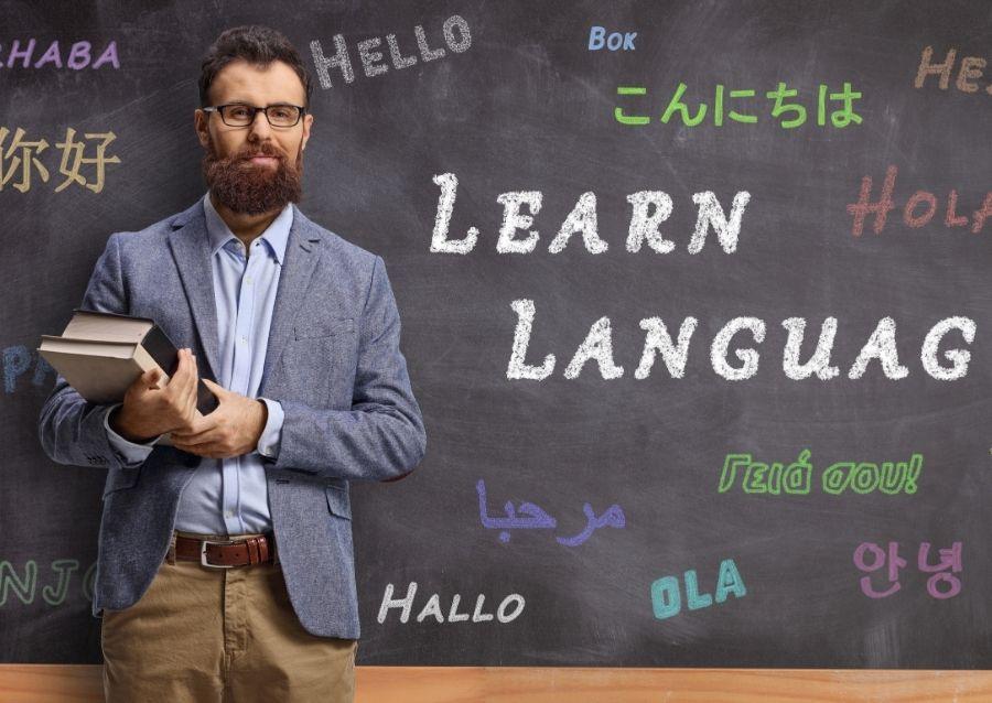 teacher corner languages